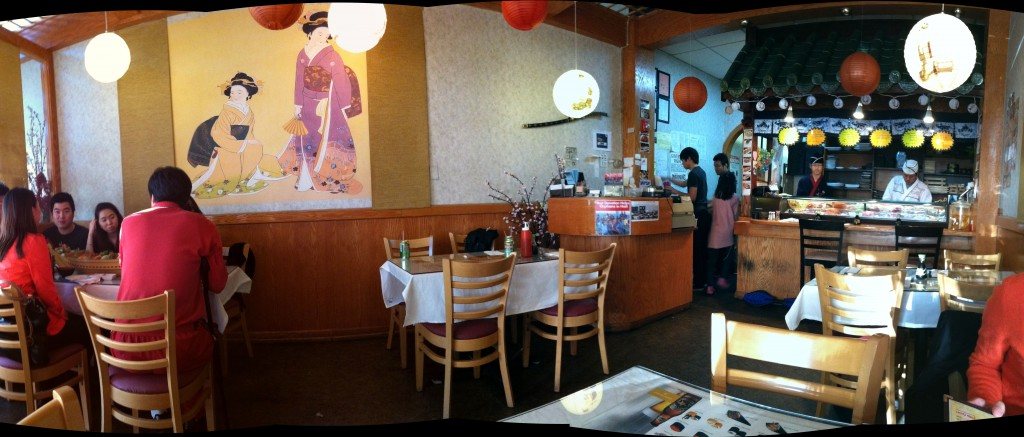 Review of Naru Sushi (25 Cuttermill Road)