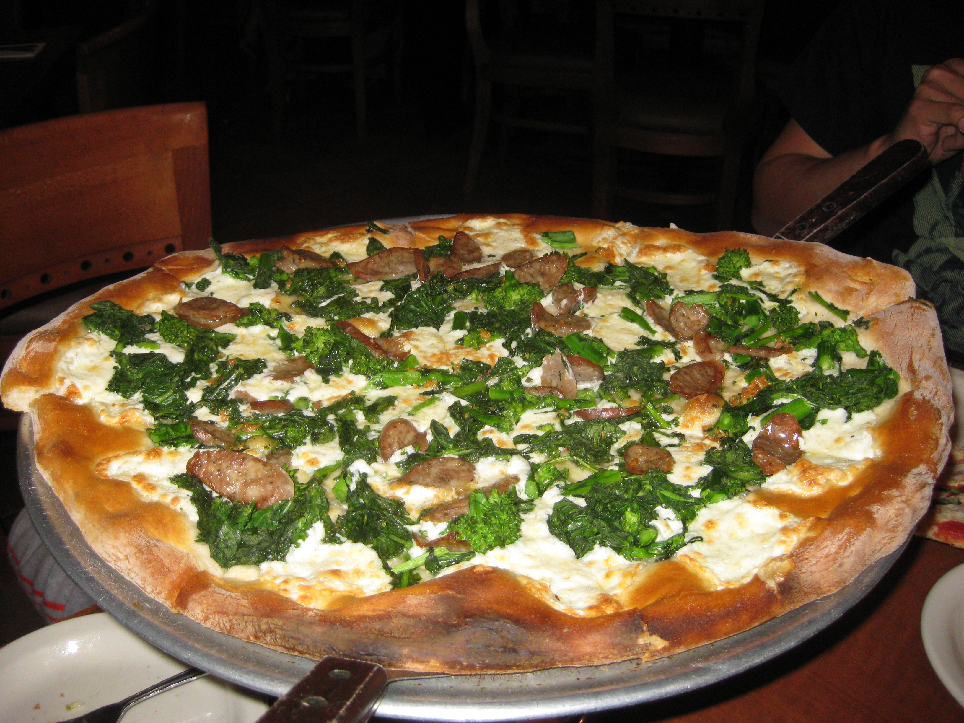 Review of La Rotonda Pizza Restaurant (8 Bond Street, Great Neck)Great ...