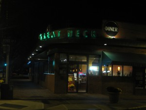 Review of Great Neck Diner (14 Grace Avenue)