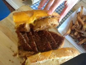 a-team sandwich