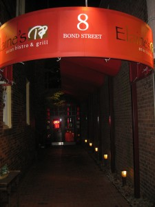 Review of Elaine's Asian Bistro (8 Bond Street)
